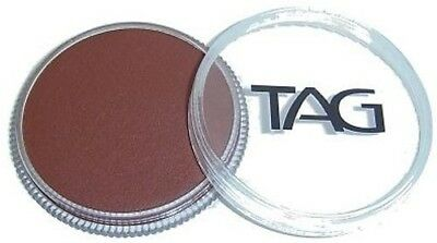 32g TAG Professional Face Paint Regular Colour ~ Brown by TAG Face & Body Paint