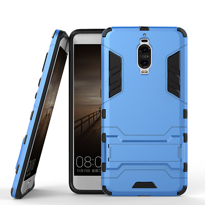 For Huawei Phone Hybrid Shockproof Armor Kickstand Rubber Protective Case Cover