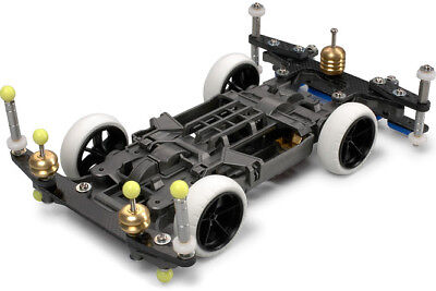 TAMIYA 95263 Mini 4WD Racer Limited 1/32 Pro MS Chassis Evo 1 PROFESSIONAL GRADE
