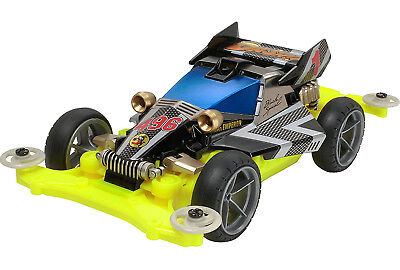 TAMIYA 95296 Mini 4WD Racer Limited 1/32 Dash-1 Emperor Black Special PRO RACER