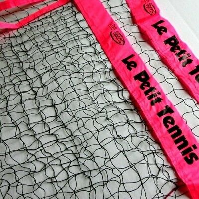 (Pink) - Le Petit Tennis Spare - Pink Replacement Net for 3m Portable Tennis Net