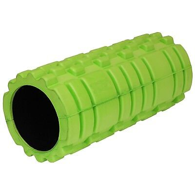 (Green) - Foam Roller For Muscle Massage - Enjoy The Firmest, Deepest Massage