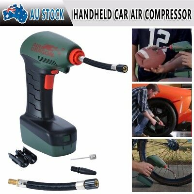 AIR DRAGON Compressor 12V Handheld Portable Digital Auto Pump Inflator Tire Tyre