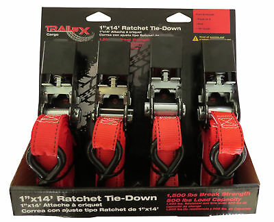 Trail FX Bed Liners A11033R TFX Tie Down Strap Tie Down Strap