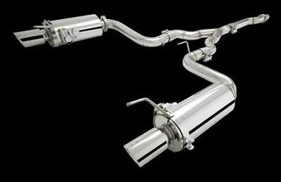 Speed Fx FM16VMKCBS Exhaust System Kit Cat Back System Exhaust System Kit