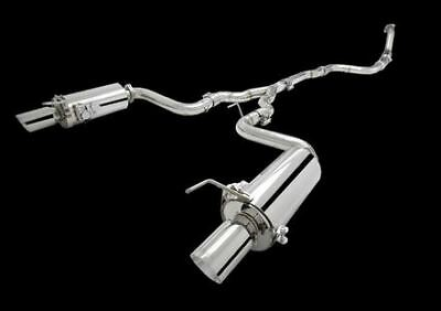 Speed Fx FM16VMKTBS Exhaust System Kit Turbo Back System Exhaust System Kit
