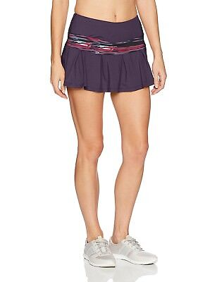 (X-Large, Mulberry/Romance Print) - Skirt Sports Women's Lioness Skirt