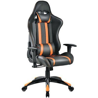 Racing High Back Reclining Gaming Chair Ergonomic Computer Desk Office