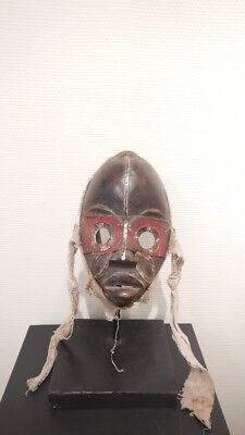 Mask Dan - Tribal art - African art