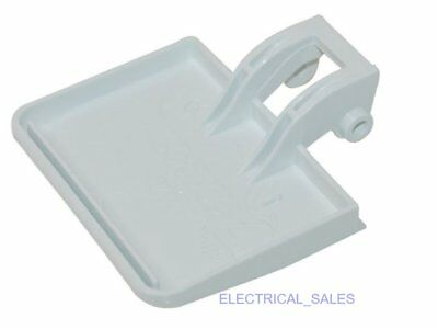 Fits Electrolux Aeg Zanussi Washing Machine White Door Handle 1508509005