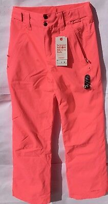 Protest Pink Cerise Hopkinsy Girls Snowboarding Pants SIZE 164 NEW FREE POSTAGE