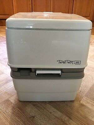Thetford 165 Porta Potti Suitable For Caravans, Boats, Camping Or As A Commode