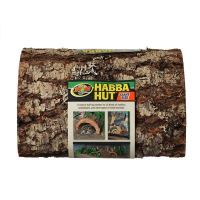 Zoo Med Habba Hut Medium for reptiles,amphibians and small animals