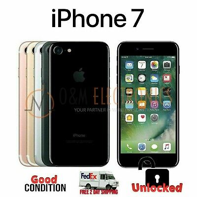 NEW Other Apple iPhone 7 128GB (A1778 , Factory GSM Unlocked)  - All Colors