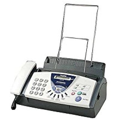 Ribbon Fax Machines Transfer Technology Fax-575 Personal With Phone And Copier