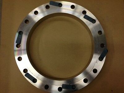 "20"" Flange Slip On Raised Face, 150#, Stainless Steel 304, Import"