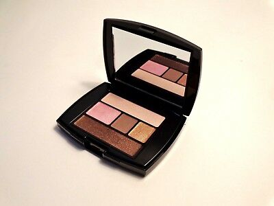 Lancome Color Design All-In-One 5 Shadow/Liner Palette MINI  02 SIENNA SULTRY
