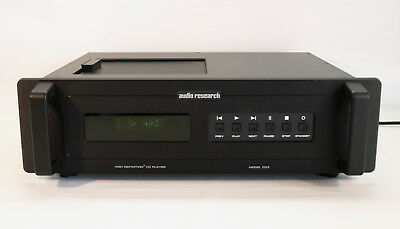 Audio Research Cd3 Mk1 Compact Disc Player, Near Mint Condition