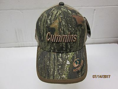bd087be66f4 DODGE CUMMINS MESH back MOSSY OAK CAMO HAT -  18.95
