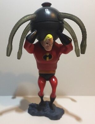 The Incredibles Mr Incredible Spinning Light Omnidroid Disney ON ICE figure 2