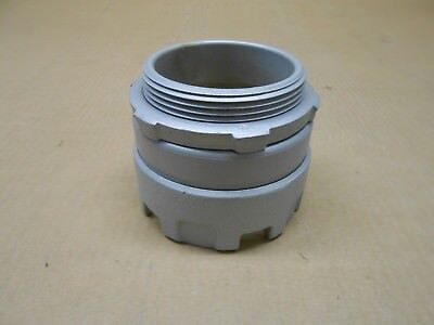"""1 New Appleton Ntc-300 3"""" Compression Connector Threadless Rigid (8 Available)"""
