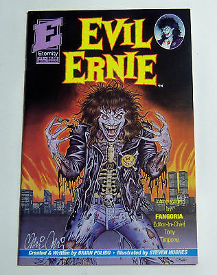 Evil Ernie #1,2,3,4,5 Eternity Comics,1St Evil,1St Lady Death,1991,low Print Cgc