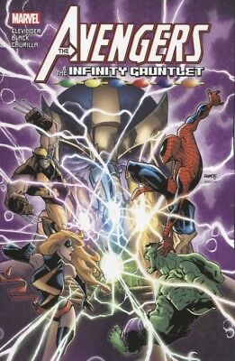 Avengers & The Infinity Gauntlet Tpb Reps #1-4 New/unread