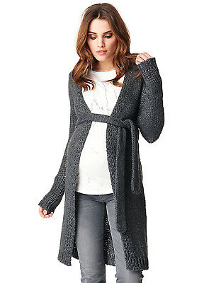 NEW - Noppies - Hazel Long Maternity Pregnancy Knit Cardigan