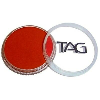32g TAG Professional Face Paint Pearl Colour ~ Pearl Red by TAG Face & Body