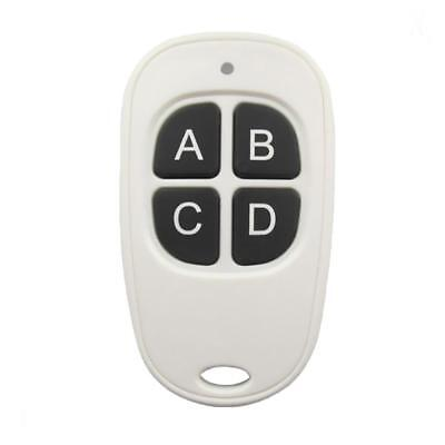 Universal 315MHZ Remote Control for Door Opener 4-Channel Remote Transmitter