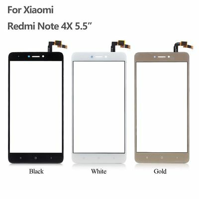 Touch Screen Digitizer Glass Lens For Xiaomi Redmi Note 4X 5.5inch New