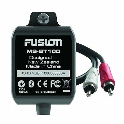 (BT100) - Fusion MS-BT100 Bluetooth Dongle for Fusion Marine Stereo Head Units
