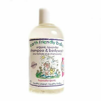 EARTH FRIENDLY BABY | Organic Lavender Shampoo & | 4 x 250ml