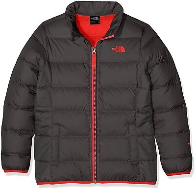 (Small, Grey/graphite Grey) - The North Face Boys' B Andes Down Jacket