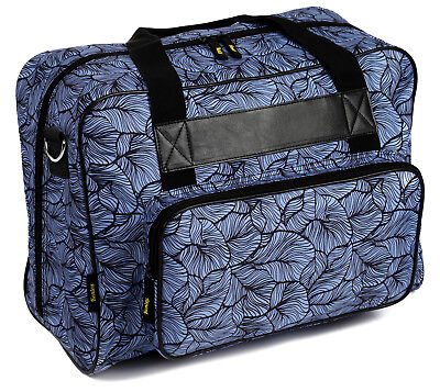 Kenley Padded Sewing Machine Tote Bag Storage Cover Carrying Case