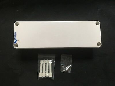250mm x 80mm x 70mm ABS Plastic Enclosure Junction Box IP66 Rated UK SELLER