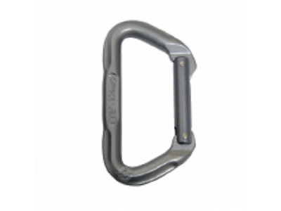 5Ive Star Gear Foliage Aircraft Quality 7000 Series Light Aluminum D Carabiner