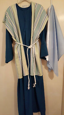 Biblical Costume for Bible Dramas, Nativity Scenes, Made in USA