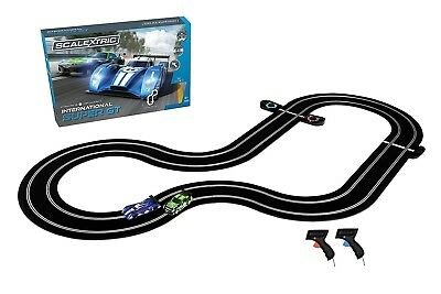 Scalextric C1369T International Super GT Slot Car Race Set. Shipping is Free