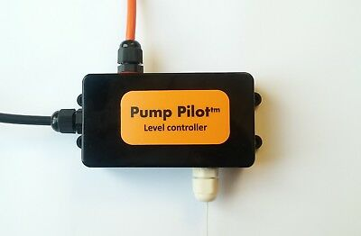 Water Level Controller, plug & go, pre-wired