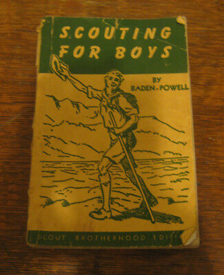 Boy Scouts Association of Canada - Scouting for Boys Lord Baden-Powell