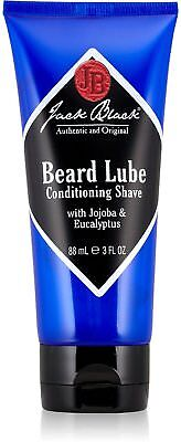 Beard Lube Conditioning Shave, Jack Black, 3 oz