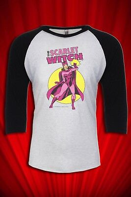 bf32160d7587 SCARLET WITCH VINTAGE Tee T-SHIRT FREE SHIP USA Super Hero - $21.99 ...