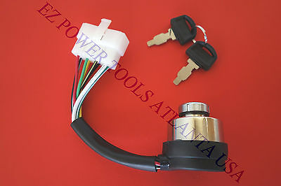 Honda Gas Generator Direct Replacement Combination Ignition Switch 35100-ZA0-023
