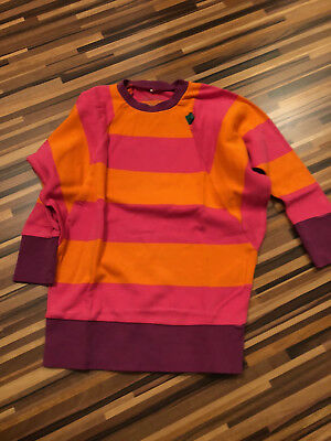 Fred´s World, Green Cotton, Pullover, Mädchen, orange/ pink, Gr. 110