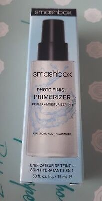Smashbox Photo Finish Primerizer - 2 in 1 Produkt mit Hyaluronsäure - 15 ml