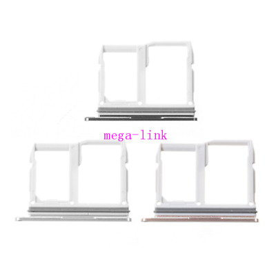 Nano Sim Card Tray Micro SD Tray Slot Holder For LG G6 H870 LS993 VS998
