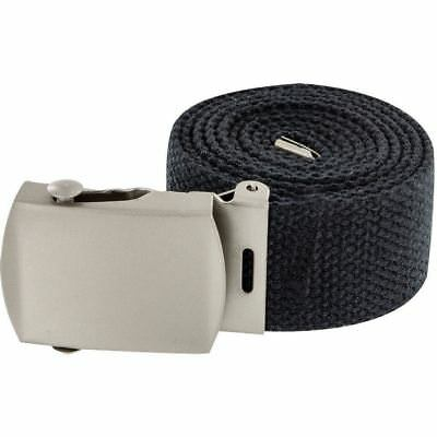Highlander Youths Us Military Pistol Belt Army Cadet Webbing Pouches