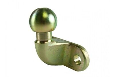 Genuine Maypole Towball 50Mm Tow Ball Tow Hitch Eu Approved 2.0Kg Gold Mp79