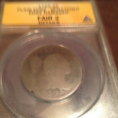1795 1C Plain Edge  Large Cent